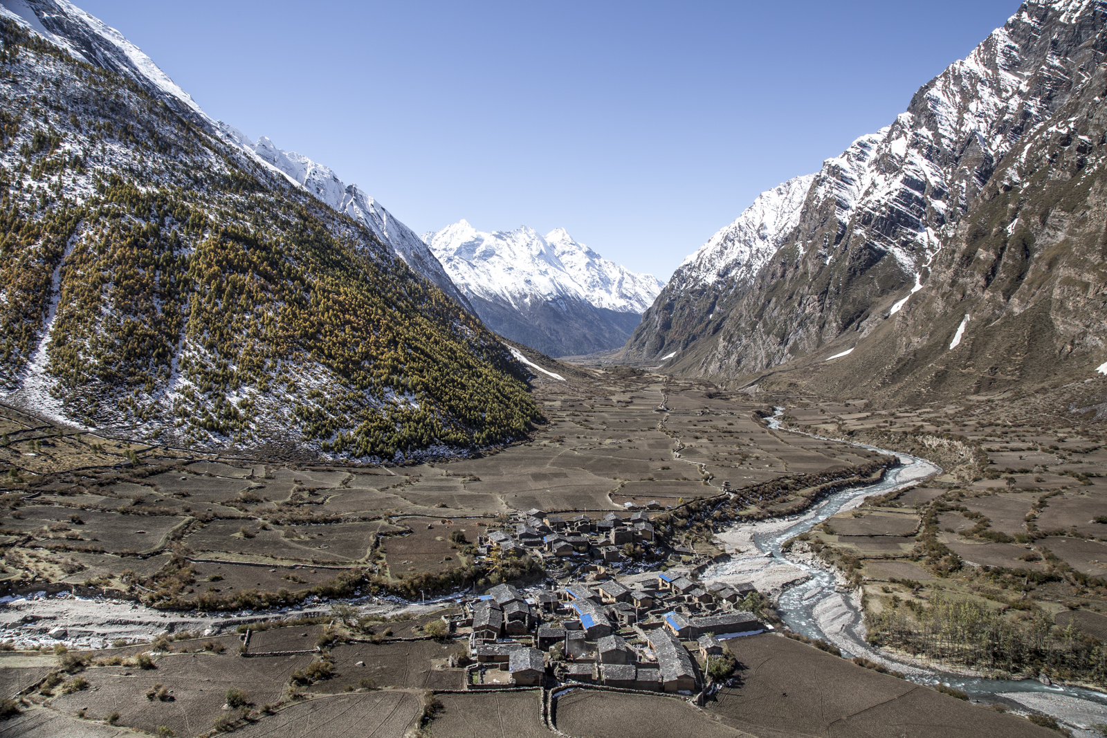 Les Tsumbas du Népal